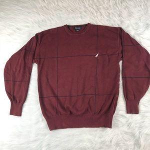 Men's Nautica Sweater Size Small